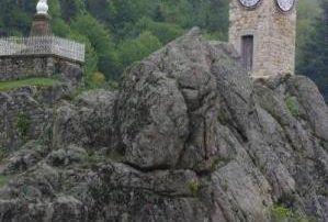 Vestiges du château féodal