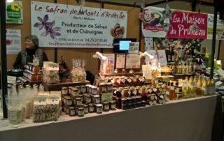 Le Safran des Monts d'Ardèche