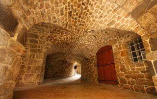 Meyras : Passage des voûtes
