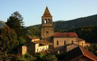 Meyras : Eglise St Etienne