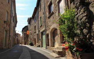 Meyras : Rue Grande
