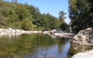 Barnas : la rivière