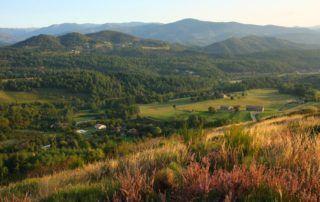 St Cirgues de Prades : bassin houiller