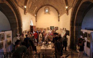 St Cirgues de Prades : exposition (fin juillet)