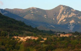 St Cirgues de Prades : le Mortier
