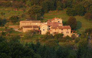 St Cirgues de Prades : la Peyrouse