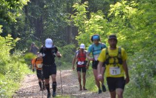 Trail : La chaussée des géants