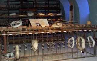 Silk mill museum