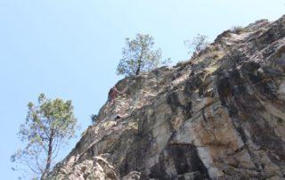 Site d'escalade Tras les Baumes