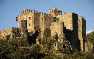 Meyras : Château de Ventadour
