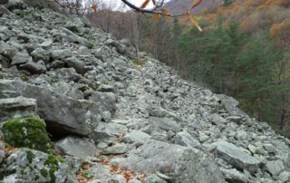 Mer de Granite ou Clapas