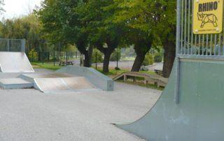 Skate park & Bike park