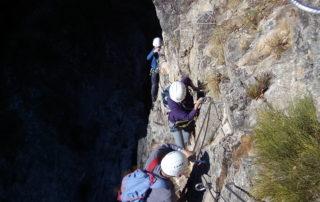 Activités pleine nature encadrées - Ardèche Equilibre