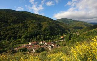 Randonnée à Barnas: Circuit Le Pouget-Lafarre