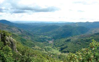 Randonnée à Montpezat-sous-Bauzon