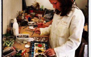 Séjour créatif mosaïque
