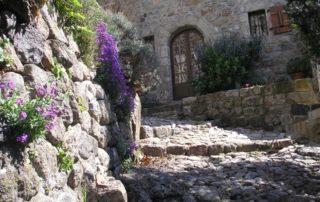 Le quartier médiéval de Burzet