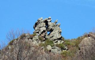 Le rocher troué