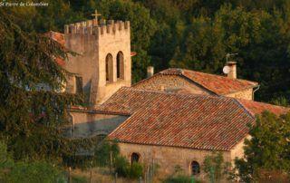 Eglise St Cirise_ST CIRGUES DE PRADES