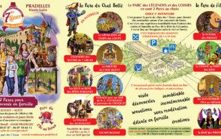 Parc Des Légendes Et Des Loisirs Les 7 Lieux