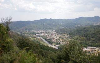 Randonnée à Lalevade-d'Ardèche : Circuit Les Terrisses