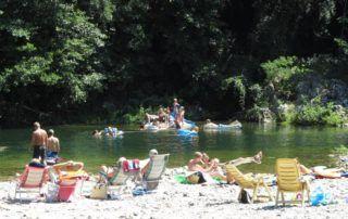 Camping le Ventadour - Meyras
