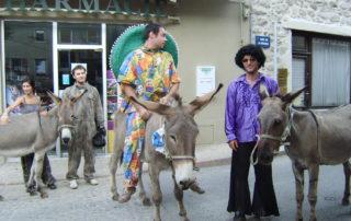 course aux ânes