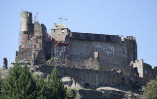 Visites Château de Ventadour