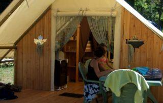 Camping Bonneval - Fabras