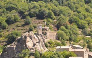 Village de Burzet