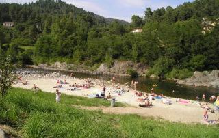 Camping Le Pont des Issoux