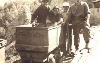 Les mines de charbon