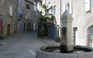Village de Montpezat-sous-Bauzon