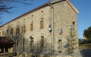 Fabras : Mairie