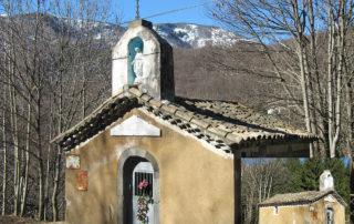 Mayres - Chapelle des voyageurs