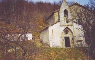 Burzet - Chapelle Saint Bénézet