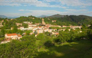 Meyras - Le village