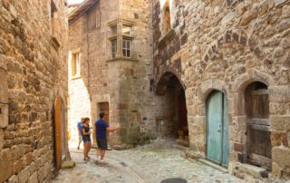 Thueyts - Visite guidée du village