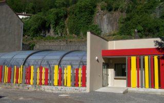 Pont de Labeaume - Piscine du centre de loisirs 7