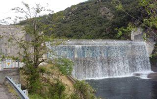 Visite du barrage de Pont de Veyrières