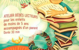 Atelier bébé lecteur