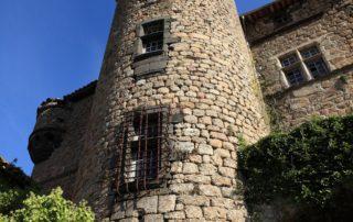 Visite du château de Hautsegur