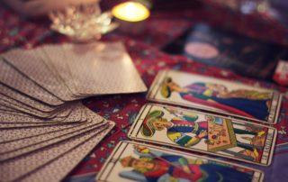 Tarot, cartomancie