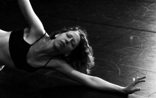 Solo de danse de Claire Deboffe