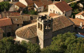 Eglise de Barnas