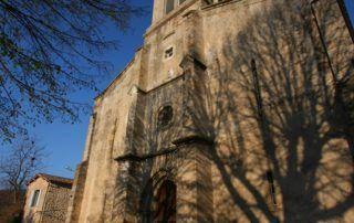 Eglise de St Pierre de Colombier