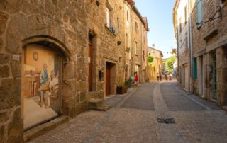 Meyras - La grande rue