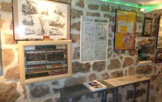 Visites : Le petit musée du train de Dédé