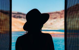 Femme, plage ©pixabay.com
