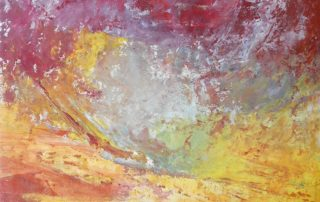 Claudine Lapage Moula - Cosmos 1 - 286 50x40 ©Claudine Lapage Moula